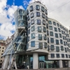 Rent on an office space, 82,6 sqm, in the Dancing House, Prague 2 - New Town