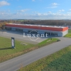 Rent of modern warehouse spaces, 485 sqm, in a commercial park, Dobřejovice